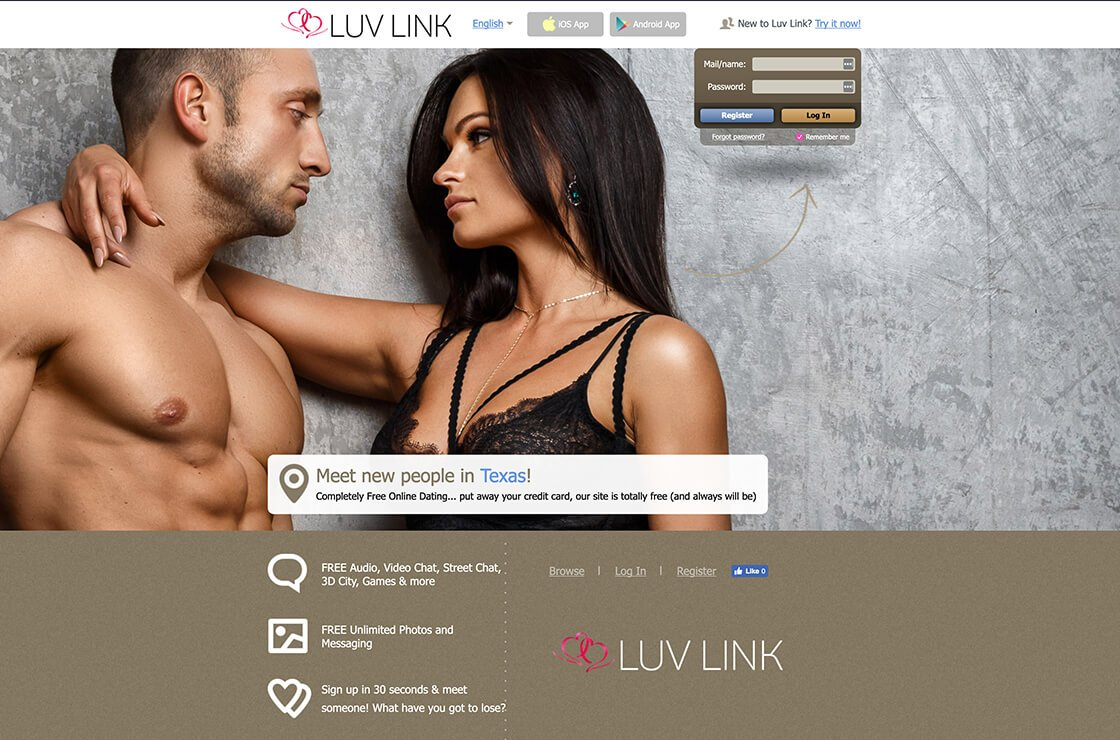 the luv link