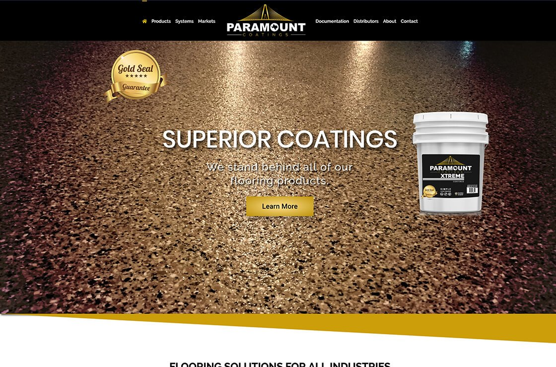 paramount coatings