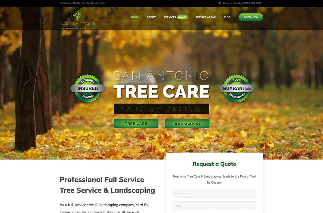 Yard by Design Tree Care